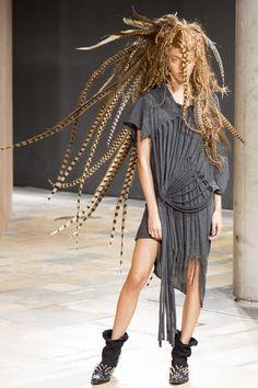 Junya Watanabe, Весна-лето 2014, Ready-To-Wear, Париж