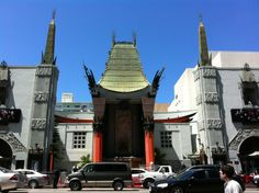 Chinese Theatre Los Angeles CA