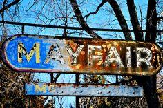 Mayfair Trailer Park in Independence, Missouri.