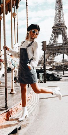 Spring outfit, paris winter fashion, spring fashion, edgy summer fashion, a Street Style Outfits, Paris Outfits, Spring Outfits, Winter Outfits, Paris Spring Outfit, Europe Outfits Summer, Outfit Summer, France Outfits, Parisienne Chic