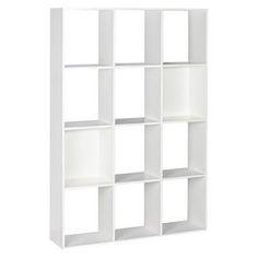 ClosetMaid 12 Cube Storage Unit White 175 X 120cm