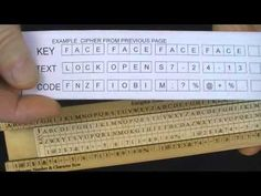 Perplexing puzzles 21914 games activities kids pinterest the enigma slide rule cipher utilizes classic vigenere polyalphabetic substitution logic in an easy to use yet very secure manner fandeluxe Gallery