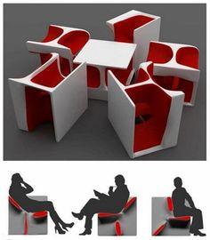 Contemporary Chairs from Velichko Velikov, Unique Furniture Design Ideas