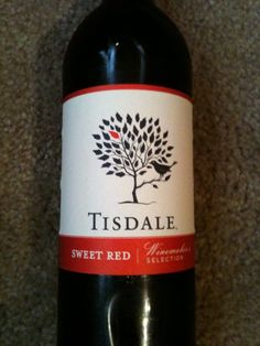 tisdale sweet red wine, Affordable...& taste wonderful