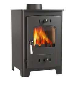 GBS Mariner 4 kW Multi Fuel Wood Burning Stove