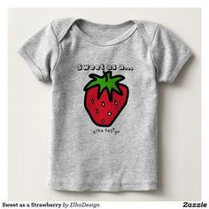 Sweet as a Strawberry T-shirts