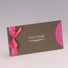 Eine stylische Einladungskarte zu Ihrer Hochzeit mit einem Hauch Schokolade und Himbeere: https://www.karteninsel.com/blog/detail/sCategory/55/blogArticle/50
