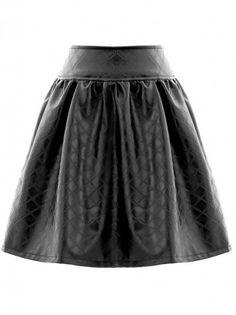 Any High Waisted Skirt