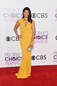 Actress Andrea Navedo attends the People's Choice Awards 2017 at Microsoft Theater on January 18, 2017 in Los Angeles, California.