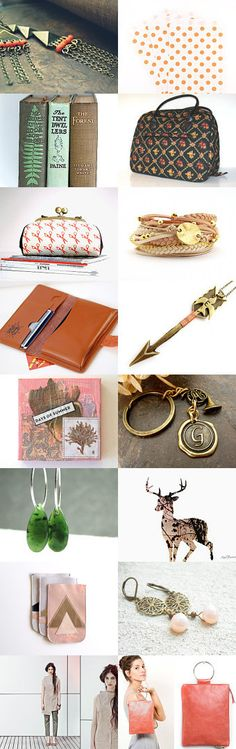 GIFTS for All by virginia wulf on Etsy--Pinned with TreasuryPin.com