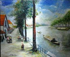 artist Daniel (aka Niel) de Quelyu (Surabaya, Indonesia) https://www.facebook.com/profile.php?id=100010506108393