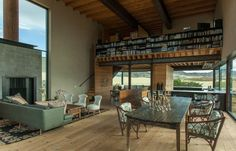 Olson Kundig's High Desert Idaho 'Outpost' Asks $2.75M - House of the Day - Curbed National