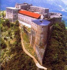 La Citadelle aerial view