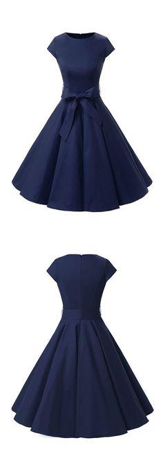 50s dresses,vintage style dresses,fashion rockabilly dresses,ruched retro dresses,dark blue dresses