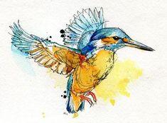 Watercolor Animals by Abby Diamond - 16 - Pelfind