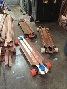 Long boards
