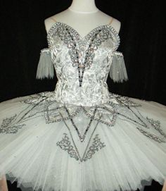 Ballet and Tutu Inspiration for figure skating dresses - Sk8 Gr8 Designs