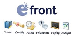 Open Source LMS - eFront is a robust learning platform, bundled with key enterprise functionality ranging from branch management to tailor-made reports. We have worked with hundreds of organizations to shape a product that meet the training needs of modern enterprises.
