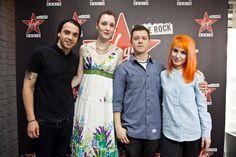 Paramore interview 2012 Paramore, Interview, Coat, Jackets, Dresses, Fashion, Down Jackets, Vestidos, Moda