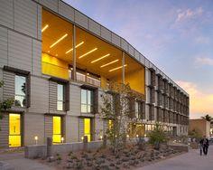 Villas at Gower, Killefer Flammang Architects, (Los Angeles, CA)