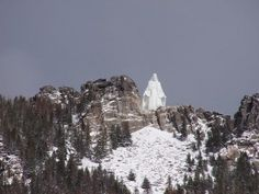 BEEN THERE Our Lady of the Rockies in Butte, Montana