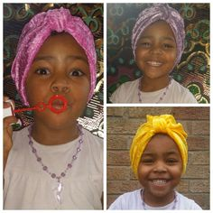 The 'Baby Jane' Turban by AkhuDesigns on Etsy