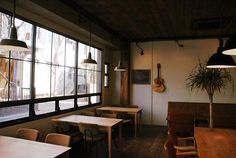 Cafe Bird Coffee in Osaka