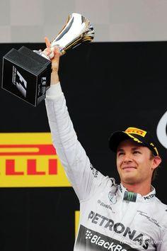 ニコ・ロズベルグ(メルセデス)、2014年F1スペインGP