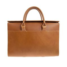 Briefcase, Fleet Ilya #fashion #briefcase #purse #bag #accessories #leather #brown