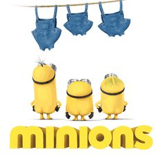 Win movie passes: 'Minions' advance screening (Houston) - Rolling Out