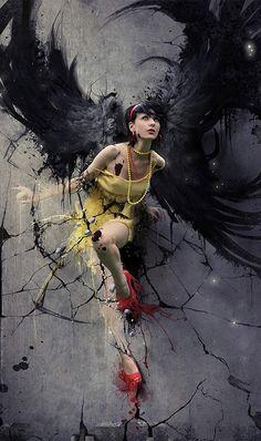 dark angel - Zach Bush
