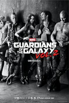 Oh my gosh! Ya'll it is getting real around here. Marvel is finally releasing stuff on Guardians of The Galaxy Vol. 2. Who else is stoked about returning to visit Star-Lord and his misfit gang of galaxy defenders?! And if the poster isn't enough to get you ready, well take a look at this trailer!...Read More »