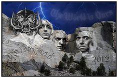 Motörhead   Mt.Rush-Motör    President's Day v2012