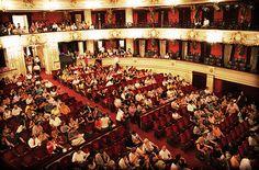 Opera House of Santiago - Chile