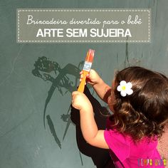 Arte sem sujeira com bebês Thing 1, Home, Creative Activities, Kids Learning Activities, Kids Playing, Infant Activities, Art For Toddlers, Make Art, Athlete