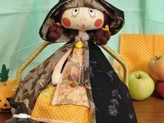 Сумочка для куклы | Журнал Ярмарки Мастеров Doll Tutorial, Master Class, Art Dolls, Rabbit, Decoration, Google Translate, Projects, Baby Dolls, Doll Face