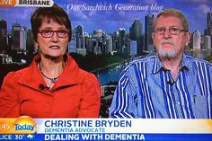 PWD Christine Bryden on Today Show 2015 Jan 4
