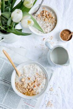 Porridge mit dem #Topping deiner Wahl!