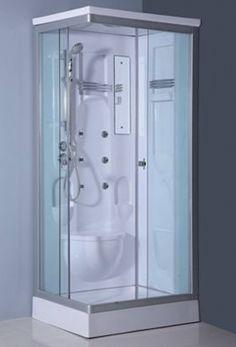 Cabina doccia luxor box 2 ante scorrevoli in vetro for Cabina doccia eklis montaggio