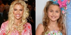 Anna Nicole Smith's Daughter Looks Just Like Her Mom In These Hauntingly Beautiful Pictures - It's been eight years since Anna Nicole Smith passed away, leaving behind her little girl, Dannielynn Birkhead (pictured right). Dannielynn 8, was dealt two great tragedies at a young age, three days after she was born, her half-brother, Daniel Wayne Smith, who she's named after, overdosed--and five months later, her mother died, Dannielynn has blossomed into a sweet young lady.