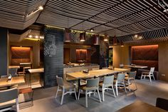 Ideas Lovely Decor Inspiring New Design For The Odessa Restaurant In Kiev By Yod Design Lab Lovely Decor Bedding Odessa Restaurant Lovely Decoration Cirebon Lovely Decoration Manga Evening View Cabin
