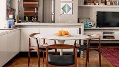 21 soluções para ampliar um apartamento de 58 m2