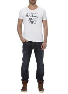 Scotch T-shirt   Holland <3 you