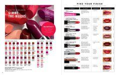 Crave Lip Gloss in 2019 | Crazy For Avon Lip Colors | Avon ...