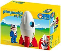 PLAYMOBIL 6776 - Mondrakete