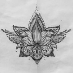 Image result for lotus flower tattoo designs christianity definition #FlowerTattooDesigns