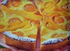 Рецепт-Пироженое с абрикосом | Торты