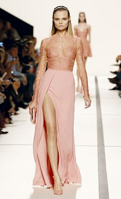 ELIE SAAB Ready-to-Wear Spring Summer 2014 Collection