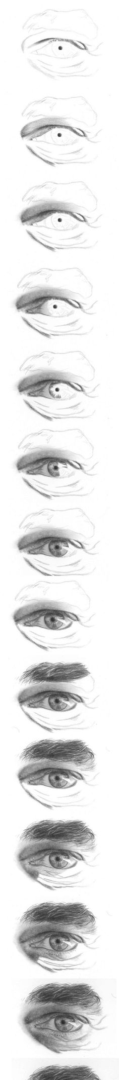 how to draw | eyes Painting People, Drawing People, Drawing Skills, Drawing Tips, Chalk Drawings, Art Drawings, Learn To Sketch, Eye Sketch, Graffiti