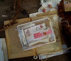 """Хоббимания... с теплом... от сердца к сердцу: Альбом свободных ассоциаций """"Миниатюра"""" (в т.ч. видео)"""